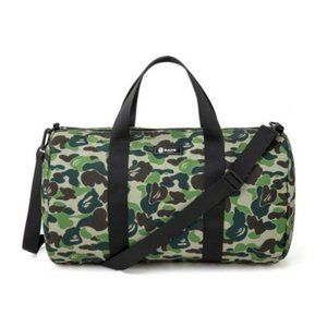 Bape ABC Camo Duffle Bag